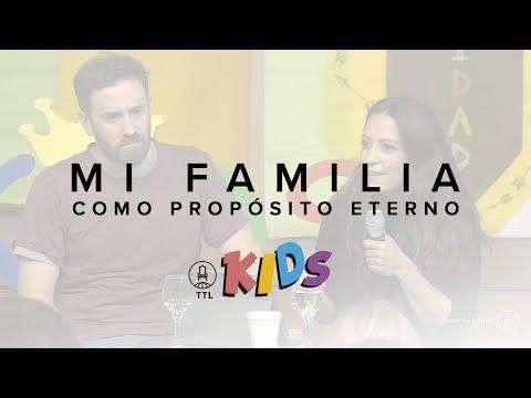 Entrenamiento KIDS //Taller 01 - Mi Familia como propósito eterno