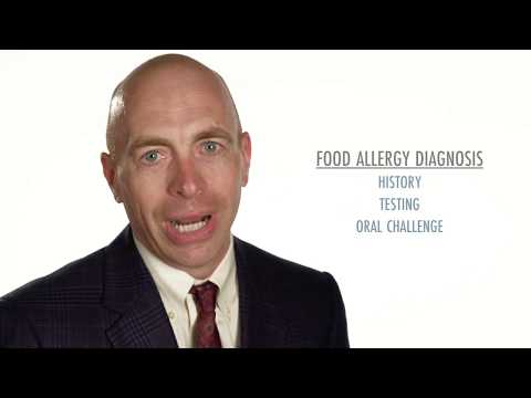 How To Diagnose Food Allergy