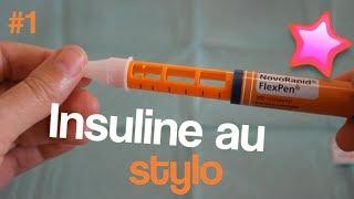 Insuline au stylo | 2017