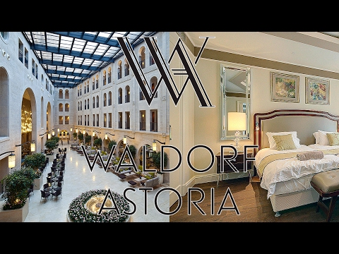 $600 Night Waldorf Astoria Hotel - Jerusalem
