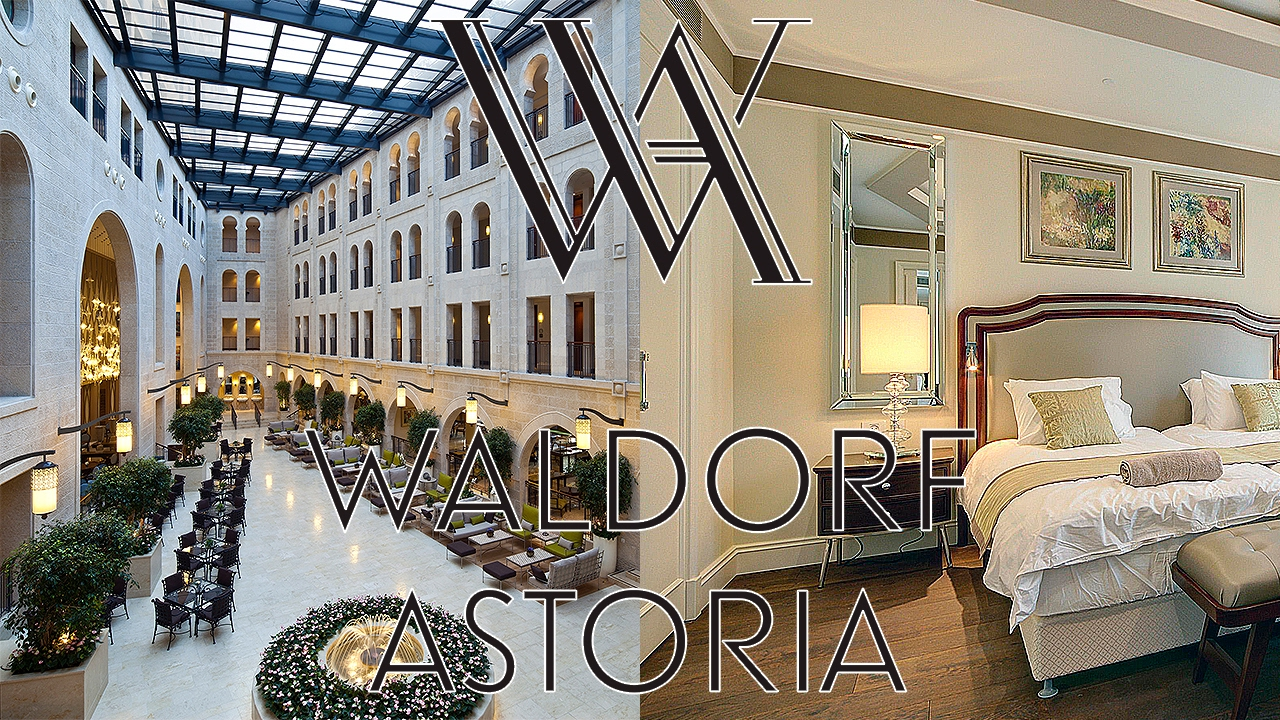 600 Night Waldorf Astoria Hotel Jerum