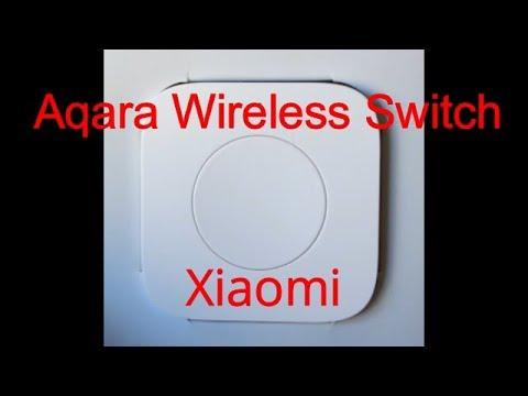 Aqara wireless switch with xiaomi gateway as doorbell