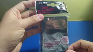 UnBoxing & Recensione - Bustine protettive UltraPro - YU-GI-OH