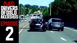 Bad Drivers of Oslo & Akershus, Norway   EPISODE 2
