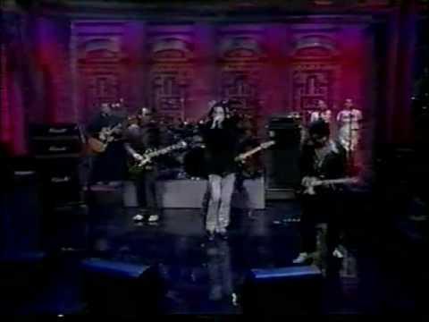 INXS - Elegantly Wasted -  David Letterman 1997