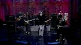 INXS Elegantly Wasted David Letterman 1997