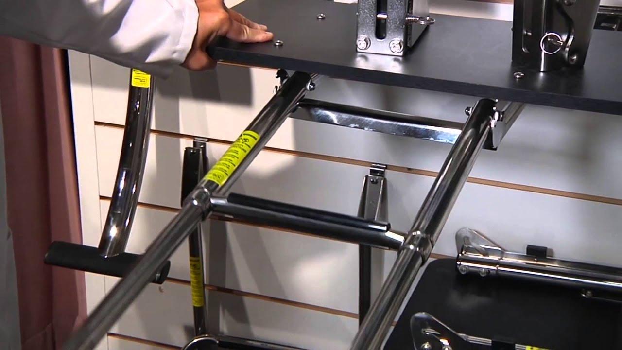 Under Platform Sliding Ladder - Garelick - iboats com