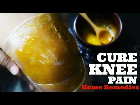 5 Ayurvedic Home Remedies to cure KNEE PAIN