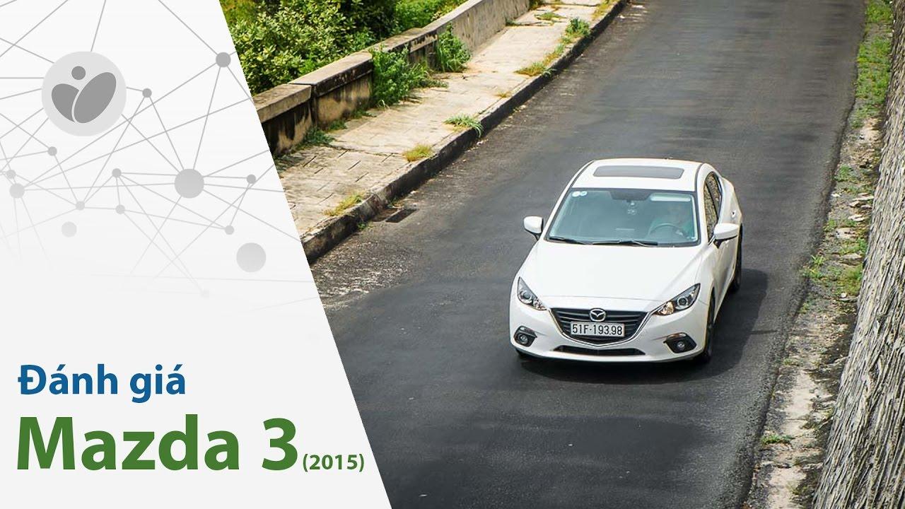 Đánh giá nhanh Mazda 3 2015: chiếc Bim 3 dẫn động cầu trước