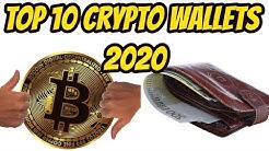 Top 10 Crypto Wallets 2020