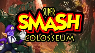 SUPER SMASH COLOSSEUM