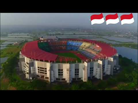 The best indonesian stadium 2017 still in use