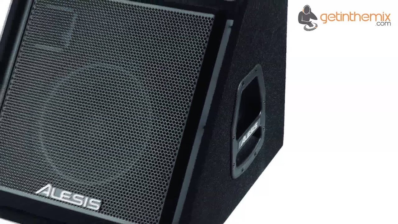 alesis transactive 400 electronic drum amplifier youtube. Black Bedroom Furniture Sets. Home Design Ideas