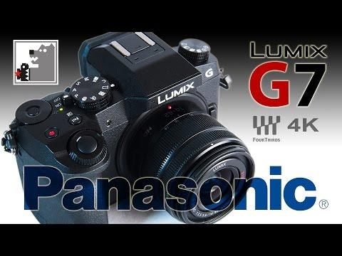 Panasonic Lumix G7. Фотоаппарат + видеокамера +...