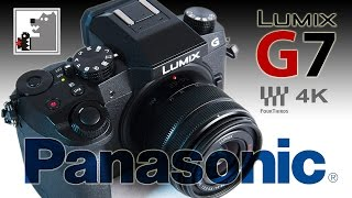 видео Обзор и тестирование Panasonic DMC-G7