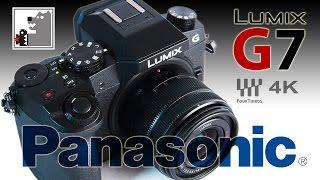 Panasonic Lumix G7. Фотоаппарат + видеокамера +...(, 2016-07-06T21:39:30.000Z)