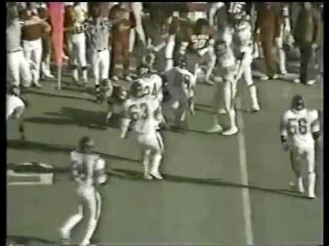 Oklahoma State at #6 Oklahoma - 1980 - Football