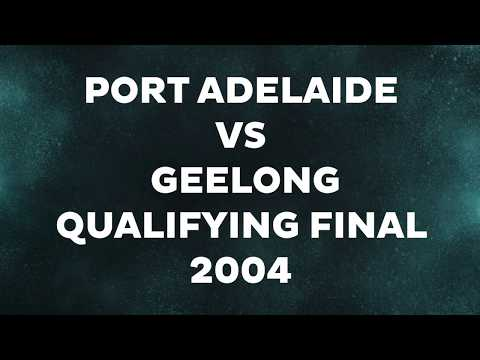 Footy Flashback: Geelong 2004