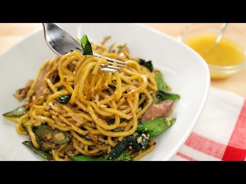 Egg Noodle Pad See Ew Recipe หมี่เหลืองผัดซีอิ๊ว – Hot Thai Kitchen!