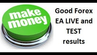 A Forex Make Money MT4 Expert Advisor shows great Tallinex Live & other broker account test results