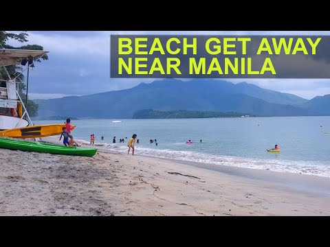 Camayan Beach Resort Subic Bay Philippines 2019