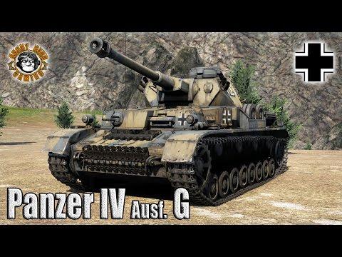 War Thunder: The Panzer IV Ausf. G, German Tier-3, Medium Tank