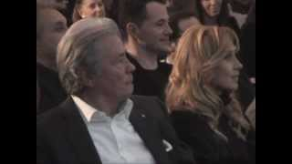 Alain Delon Lara Fabian Mohamed Et Taib