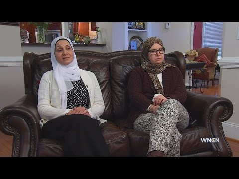 Mothers of 3 slain in Chapel Hill talk about a year of coping with the deaths