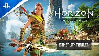 Horizon Forbidden West - Gamęplay Trailer | PS5, PS4