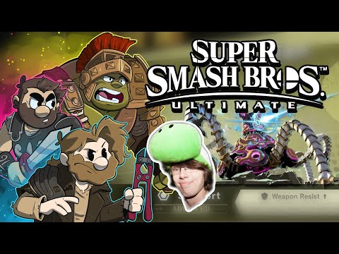 Super Smash Bros Ultimate World Of Light Blast Of Potass | Ep. #1 | Super Beard Bros