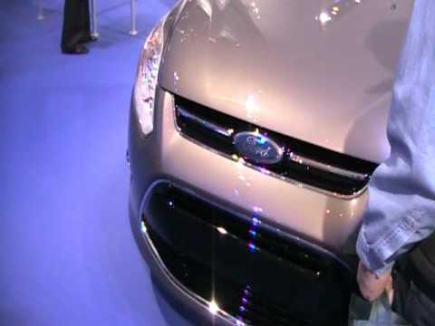 NAIAS 2011 Ford C-Max