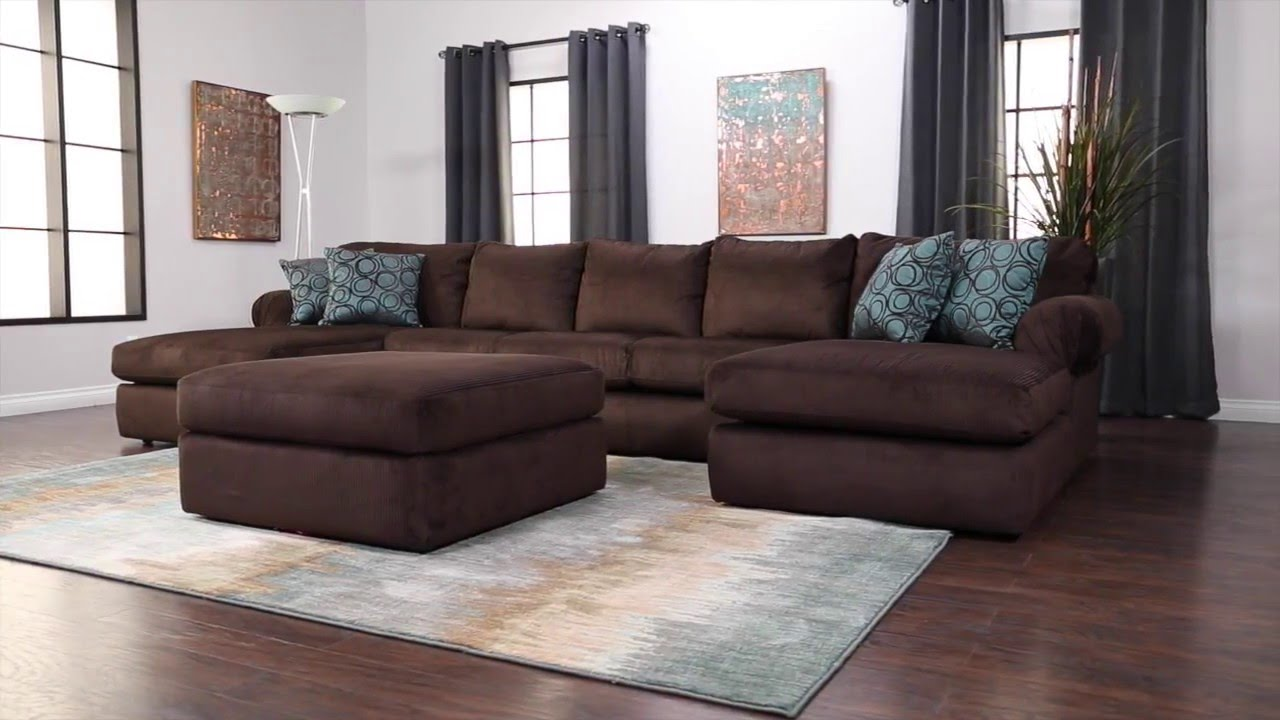 Jerome S Furniture Scottsdale Sectional Youtube