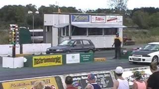 4age turbo corolla vs evo 3
