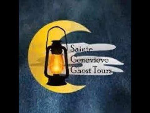 Ghost Tour of Ste Genevieve, Missouri