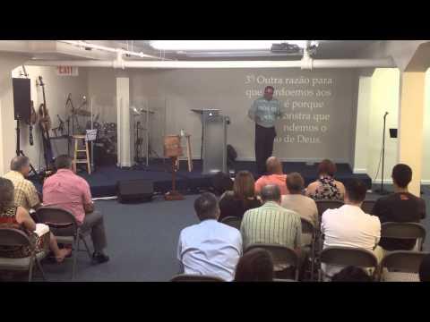 Mensagem Pastor Max (16 de Maio 2015)