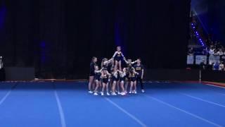 Gemini Lions - Peewee All Girl Cheerleading Team L1