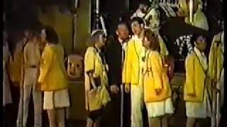 Hi de Hi cast and crew variety show
