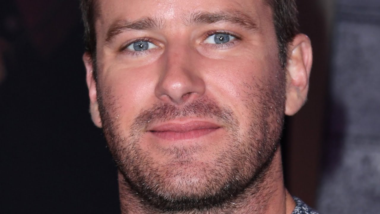 The Disappointing Side Of Armie Hammer