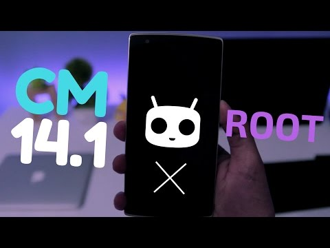 How To Install CM14.1 On OnePlus One + Root | Android 7.1