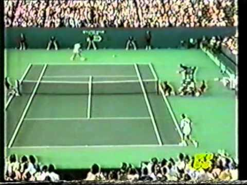 ATP 1987 Key Biscayne Final M Mecir vs I Lendl ITA