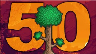 50 MORE Terraria Facts YOU should know! 200,000 Subscriber Special