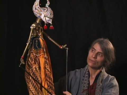 Indonesian Puppets Wayang Golek