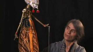 Indonesian Puppets Wayang Golek