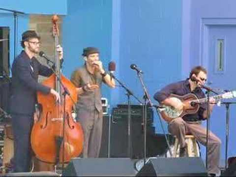 The Wiyos on the Eric Stein Stage