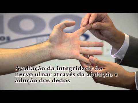 Semiologia do Punho - Testes Neurológicos (Nervos Mediano e Ulnar)