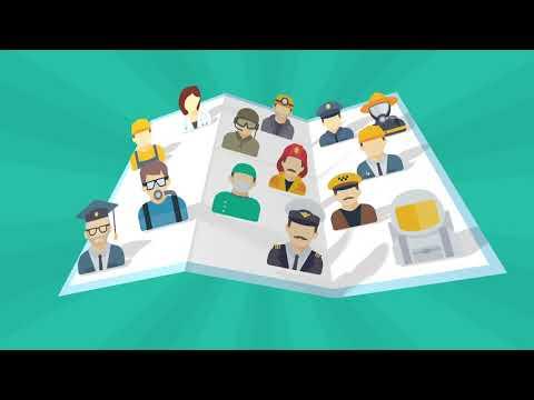 Видеосюжет о работе STEM - центров Всероссийского Фестиваля Науки NAUKA 0+