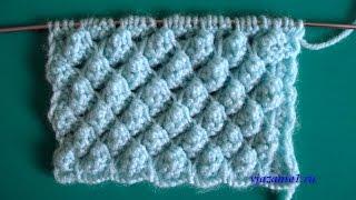 Букле. Вязание спицами