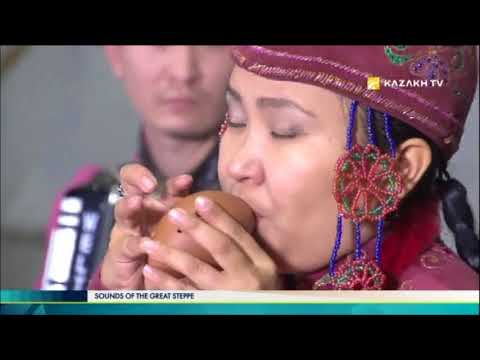 Sounds of The Great steppe №17 (11.09.2017) - Kazakh TV