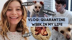 VLOG: Quarantine Week In My Life | G Hannelius