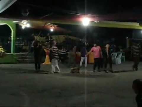 """Brgy. Cabatuan fiesta, Palapag """"traditional dance"""""""